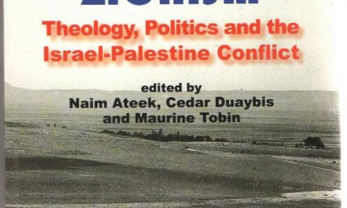 Challenging Christian Zionism