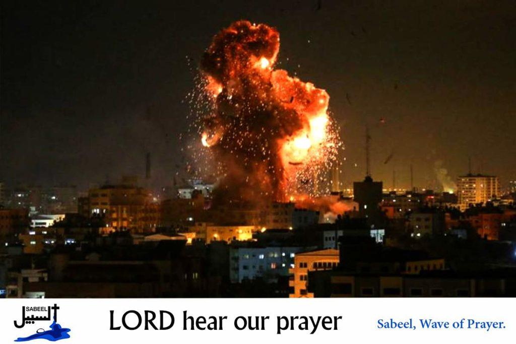 Wave of Prayers – Sabeel, Ecumenical Liberation Theology Center
